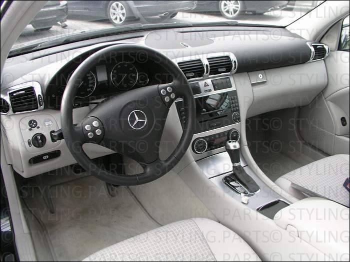 Mercedes w203 c klasse 2000 2008 l ftung luftd sen for Interieur 2000