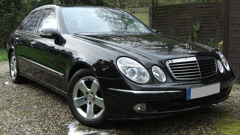Herstellernummer Mercedes E Klasse